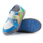 哈利宝贝新款小童鞋柔软软底宝宝布鞋B251月色28码/鞋垫实长165mm