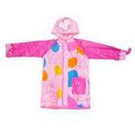 SNOOPY史努比雨衣T-SPY3003粉色80cm