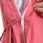 利乃康金属纤维系列多功能防辐射金属肩带马夹165/88AL粉红(1308)