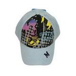 Disney迪士尼儿童帽夏日米奇遮阳帽6086水蓝54cm