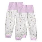 童泰婴幼儿高腰裤(两条装)1298粉红色52码