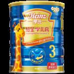 亨氏超金学儿高幼儿配方奶粉3段900g