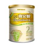 喜安智金钻婴儿配方奶粉2段(750g)