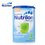 荷兰原装进口 Nutrilon牛栏本土婴儿奶粉3段 营养全面 香醇可口