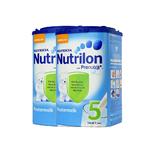 荷兰原装进口 Nutrilon牛栏本土婴儿奶粉5段 优质奶源 健康好奶 2罐装