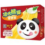 爱珍 功夫熊猫营养动能面(牛肉番茄)200g