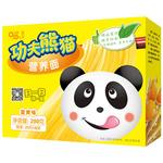 爱珍 功夫熊猫营养动能面(蛋黄原麦)200g