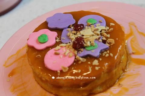 创意翻糖蛋糕手工DIY