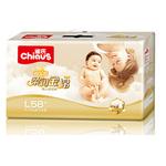 铂金装柔润金棉婴儿纸尿裤L58