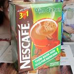 越南产(绿盒包装雀巢)3合1速溶咖啡400g