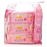 欧派莎尼宝宝柔湿巾(冬季适用)80片*3