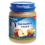 嘉宝苹果蓝莓泥130g(6个月以上)
