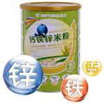 喜安智米粉2阶段(钙铁锌米粉)