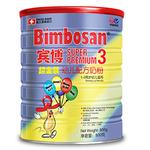 瑞士Bimbosan宾博原装进口婴儿配方奶粉 3段听装